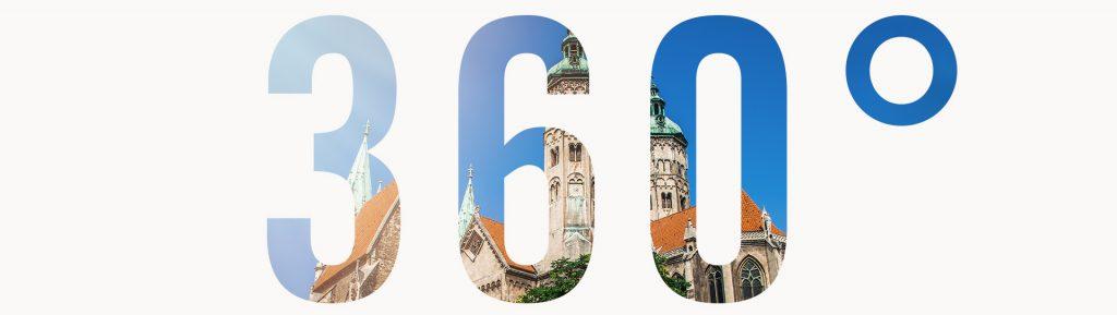 Der Dom in 360 Grad