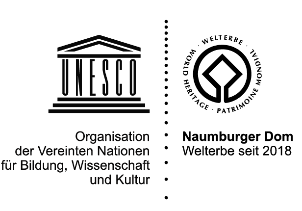 World Heritage Logo for Naumburg Cathedral